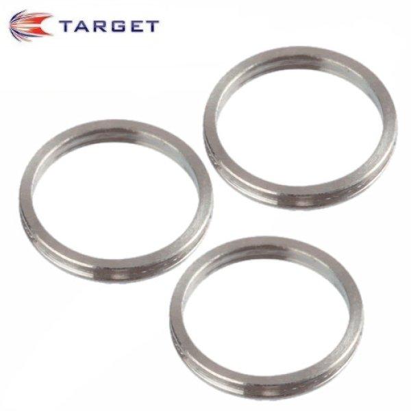 画像1: 特価 シャフトリング Target チタニウム プログリップ リング (1)