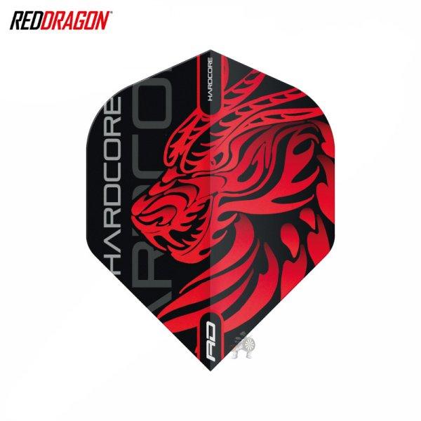 画像1: フライト Red Dragon 2021 ジョニークレイトン ドラゴン Jonny Clayton Dragon (1)
