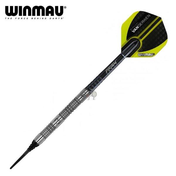 画像1: 特価 ソフトダーツ Winmau 2020 MVG オーセンティック Michael Van Gerwen Authentic (1)