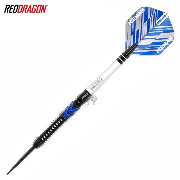 画像1: 税込み特価 ハードダーツ RedDragon 2021 ガーウィン プライス ブルー アイス スペシャルエディション Gerwyn Price Blue Ice SE (1)