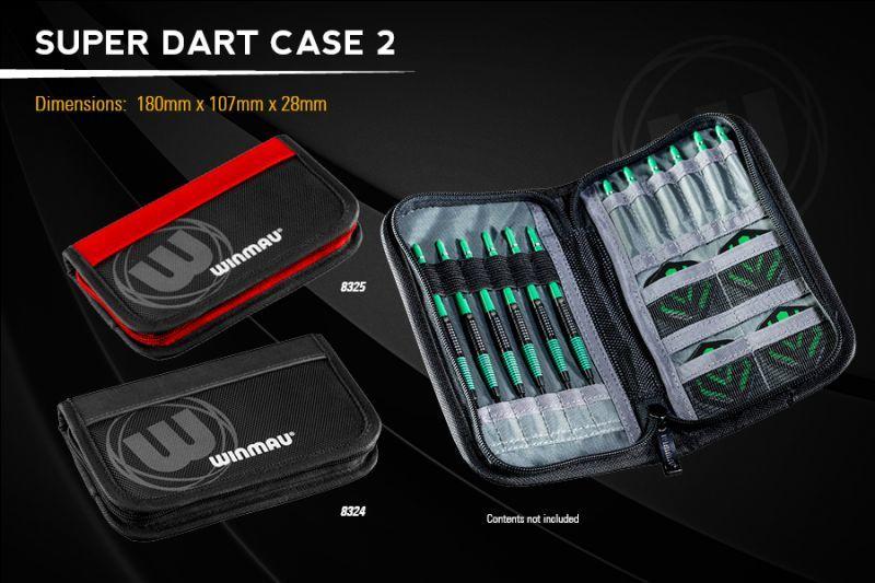 Winmau Super 2 Darts and Accessories Case